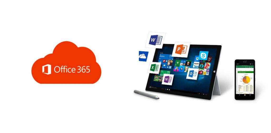 office 365 - classe numérique