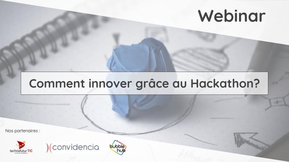 innover avec le hackathon